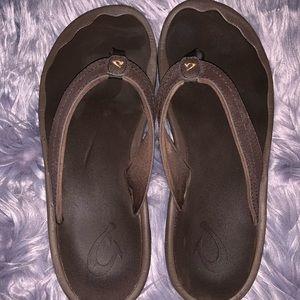 OluKai Flip Flops/Sandals